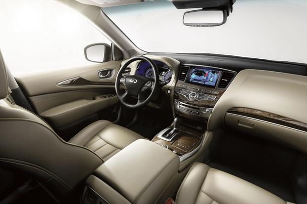 2015 Infiniti QX60: New Car Review featured image large thumb3