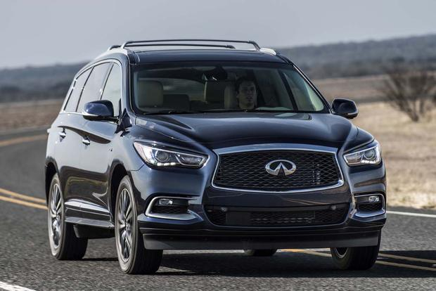 2016 infiniti qx60 new car review autotrader. Black Bedroom Furniture Sets. Home Design Ideas