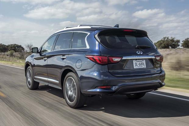 2018 Infiniti QX60: New Car Review featured image large thumb3