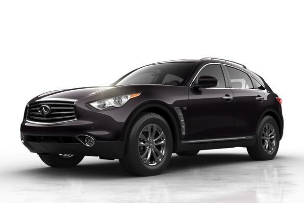 2015 Infiniti QX70: New Car Review featured image large thumb2