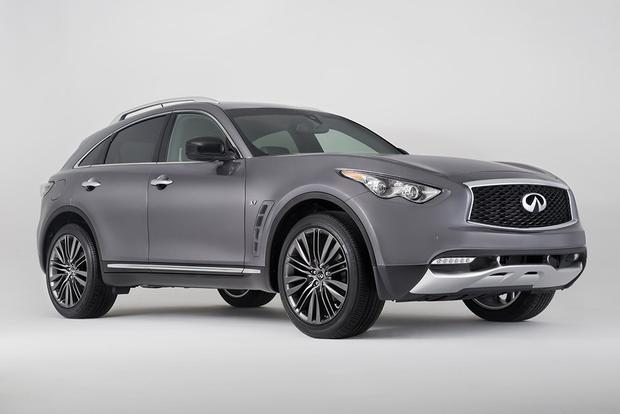 2017 Infiniti QX70: New Car Review featured image large thumb0