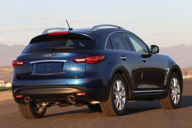 2014 Infiniti Qx70 New Car Review Autotrader