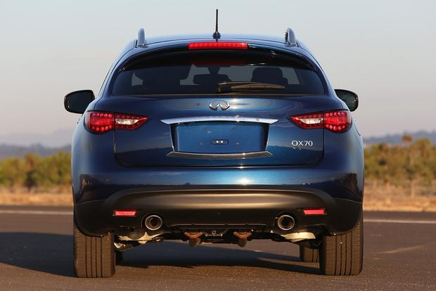 2014 Infiniti QX70: New Car Review featured image large thumb2