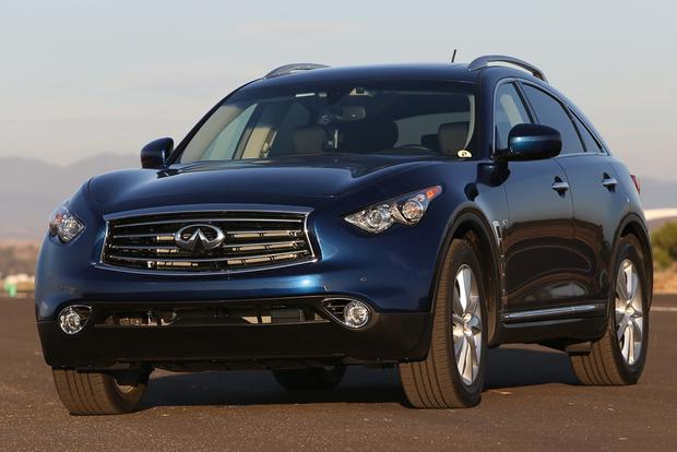 2014 Infiniti QX70: New Car Review featured image large thumb1
