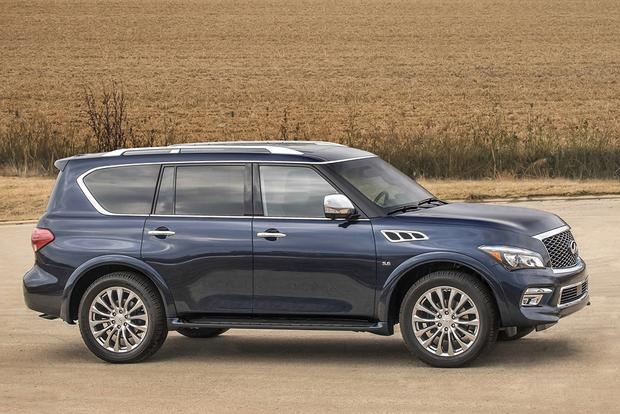 2015 Infiniti QX80: New Car Review featured image large thumb3
