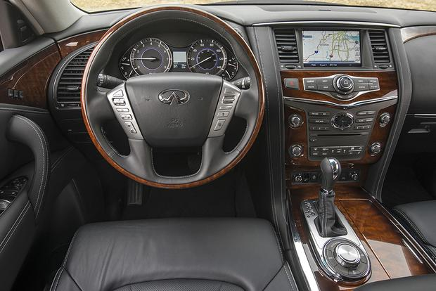 2015 Infiniti QX80: New Car Review featured image large thumb4