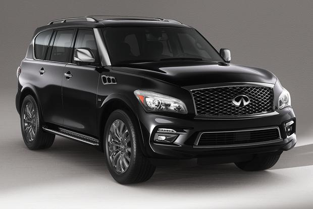 2015 Infiniti QX80: Used Car Review