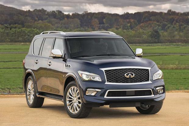 2016 Infiniti QX80 vs. 2016 Lexus LX 570: Which Is Better? featured image large thumb11