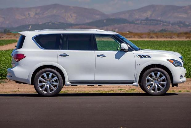 2016 Infiniti QX80 vs. 2016 Lexus LX 570: Which Is Better? featured image large thumb5