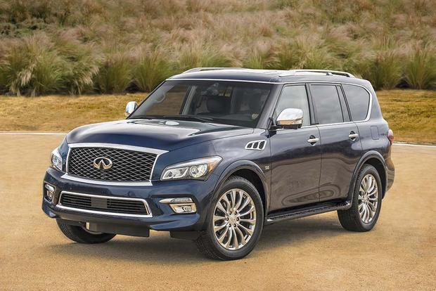 2016 Infiniti QX80: New Car Review