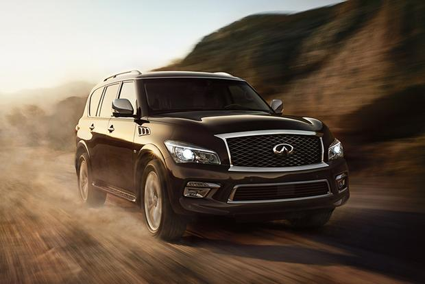 2017 Infiniti QX80: New Car Review featured image large thumb0