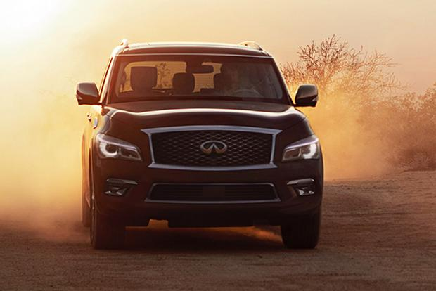 2017 Infiniti QX80: New Car Review featured image large thumb2