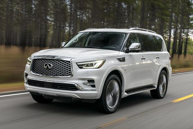 2018 Infiniti QX80: First Drive Review