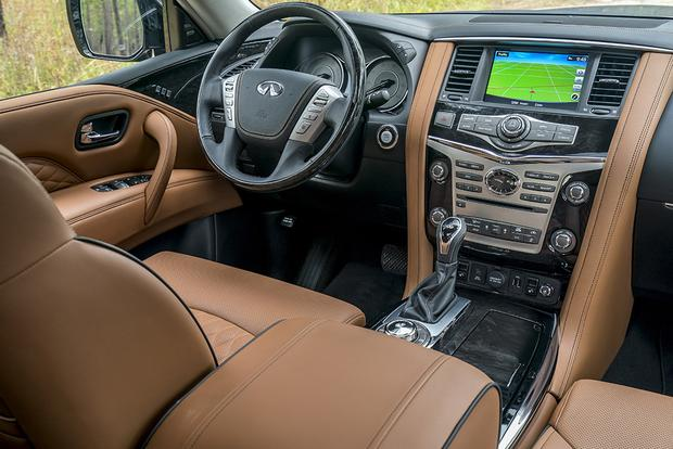 2018 Infiniti QX80: First Drive Review featured image large thumb4