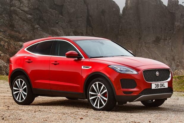 2018 Jaguar E-PACE: First Drive Review featured image large thumb0