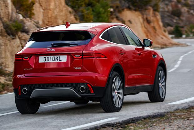 2018 Jaguar E-PACE: First Drive Review featured image large thumb1