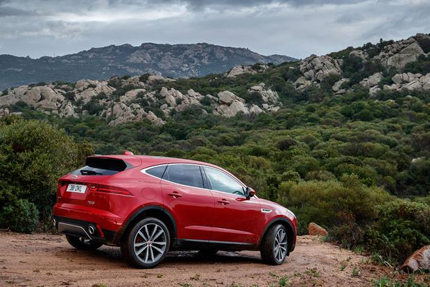 2018 Jaguar E-PACE: First Drive Review featured image large thumb2