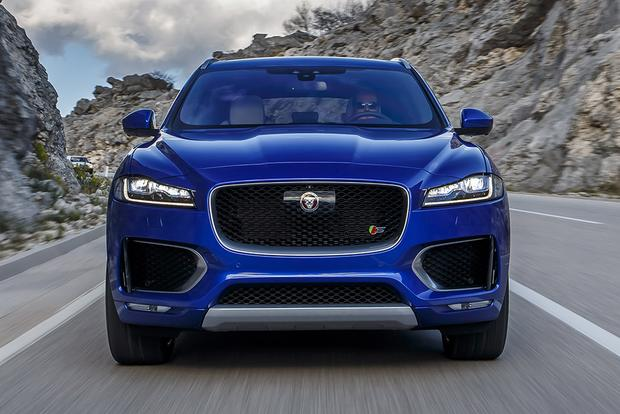 2017 Jaguar F-Pace: New Car Review featured image large thumb1