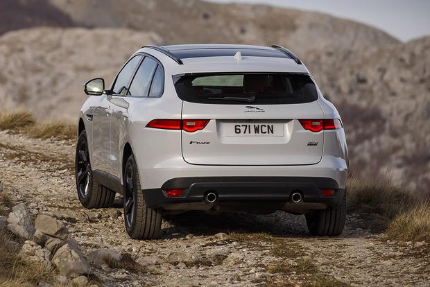 2017 Jaguar F-Pace: New Car Review featured image large thumb2