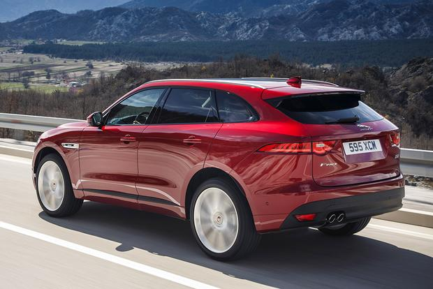 2017 Jaguar F-Pace: New Car Review featured image large thumb3