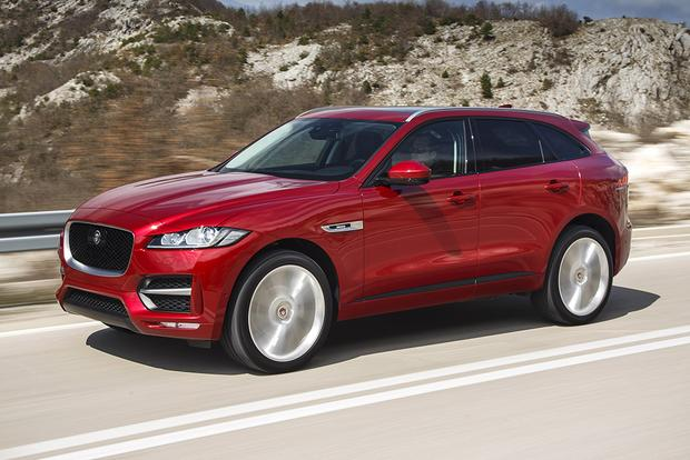 2017 Jaguar F-Pace: New Car Review featured image large thumb4