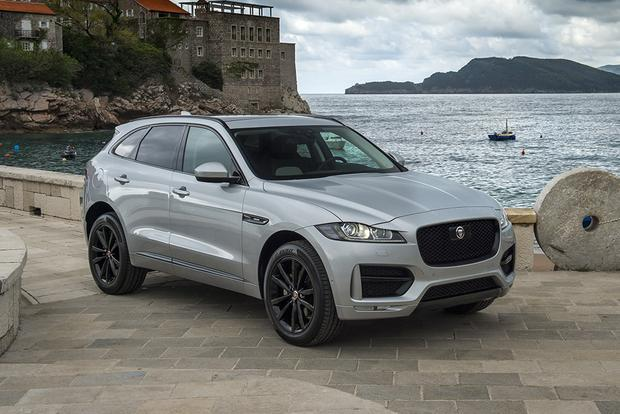 2017 Jaguar F-Pace: New Car Review