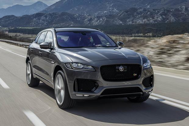 2017 Jaguar F-PACE: First Drive Review
