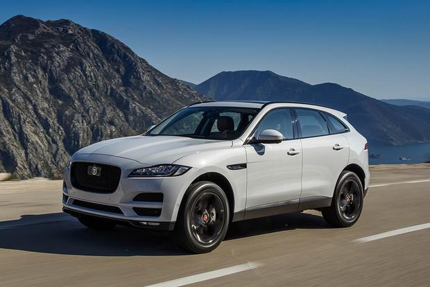 2017 Jaguar F-PACE: First Drive Review featured image large thumb1