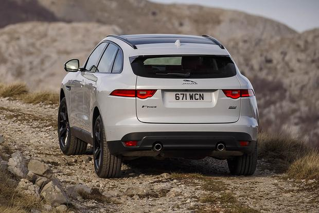 2017 Jaguar F-PACE: First Drive Review featured image large thumb3