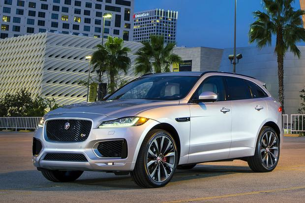 Exceptional 2018 Jaguar F PACE: New Car Review Featured Image Large Thumb0