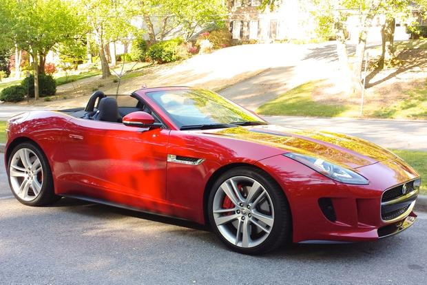 2014 Jaguar F-Type V8 S: Real World Review featured image large thumb2