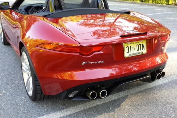 2014 Jaguar F-Type V8 S: Real World Review featured image large thumb4