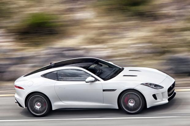 Jaguar F-Type V8 S (2014) - pictures, information & specs