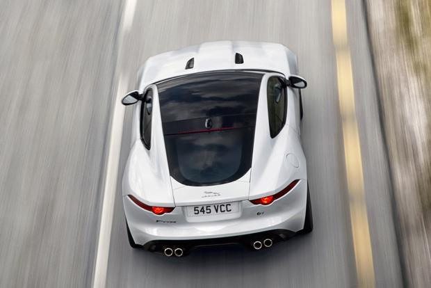 2014 Jaguar F-Type: New Car Review featured image large thumb2