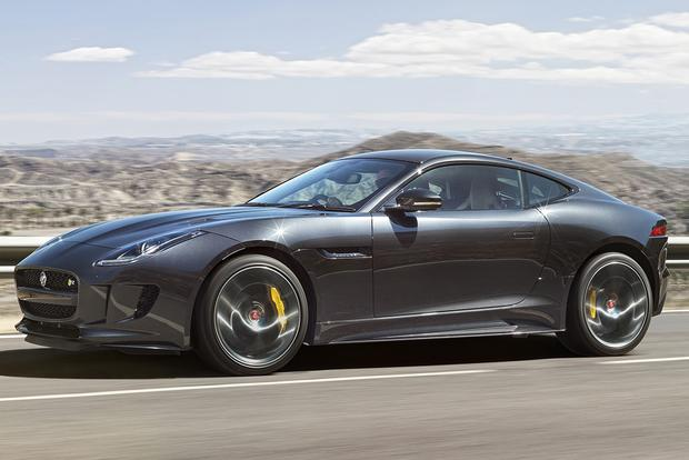 Attractive 2015 Jaguar F TYPE: New Car Review Featured Image Large Thumb0