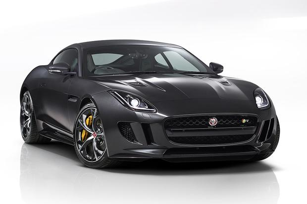 2015 Jaguar F-TYPE: New Car Review featured image large thumb2