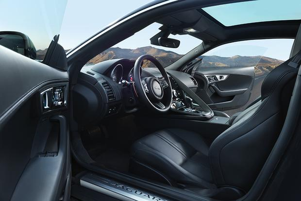 2015 Jaguar F-TYPE: New Car Review featured image large thumb3