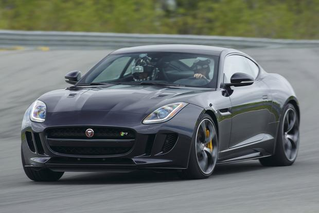 2016 Jaguar F Type First Drive Review Autotrader