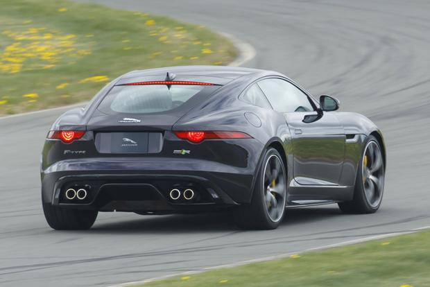 2016 Jaguar F Type: First Drive Review Featured Image Large Thumb5