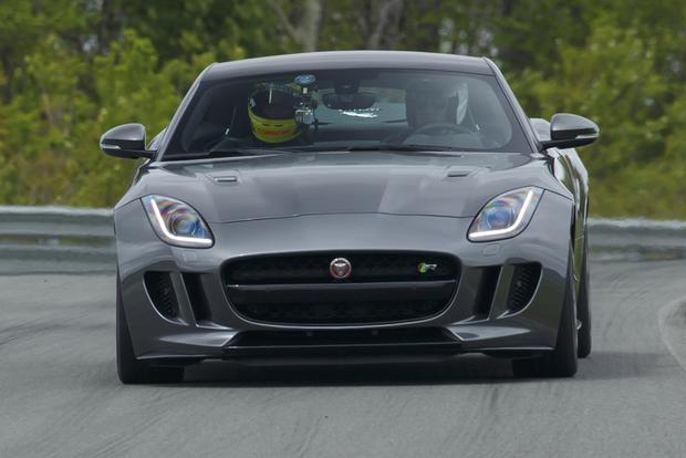 2016 Jaguar F Type: First Drive Review Featured Image Large Thumb1
