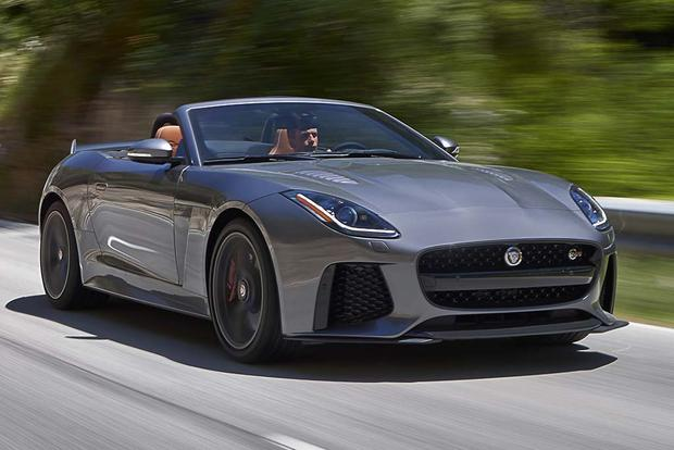 2016 Jaguar F-TYPE: New Car Review