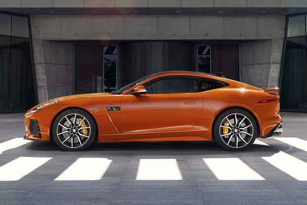 2016 Jaguar F-TYPE: New Car Review featured image large thumb2