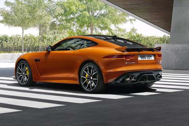 2016 Jaguar F-TYPE: New Car Review featured image large thumb3
