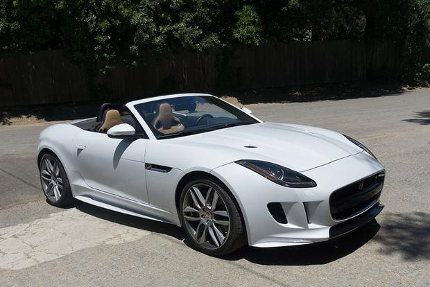 2016 Jaguar F-TYPE R Convertible: Real World Review