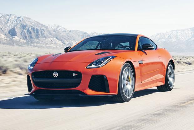 2017 Jaguar F TYPE: New Car Review Featured Image Large Thumb0