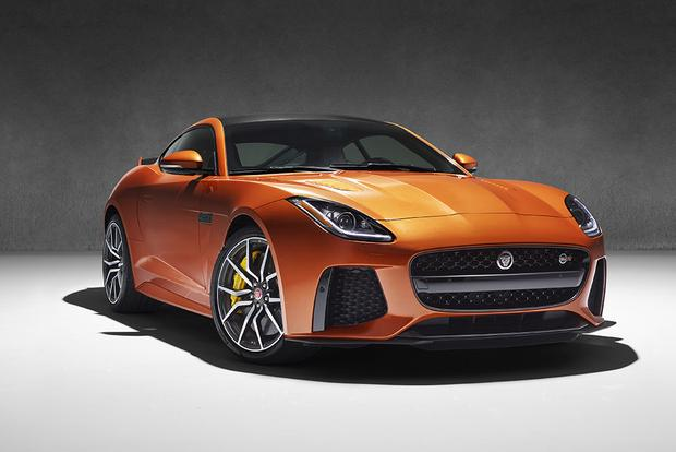 2017 Jaguar F-TYPE: New Car Review featured image large thumb2