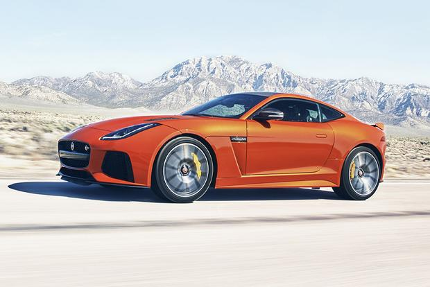 2017 Jaguar F-TYPE: New Car Review featured image large thumb4