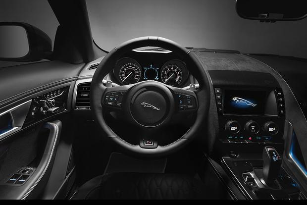 2017 Jaguar F-TYPE: New Car Review featured image large thumb6