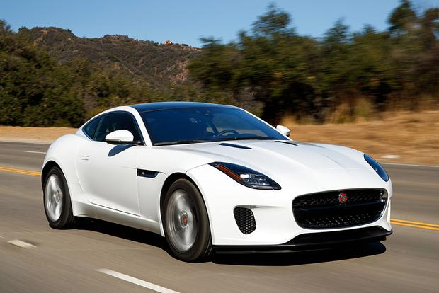 2018 Jaguar F-Type: New Car Review featured image large thumb1
