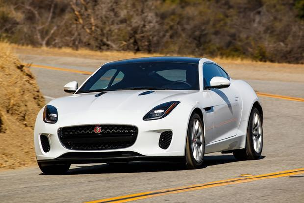2018 Jaguar F-Type: New Car Review featured image large thumb2